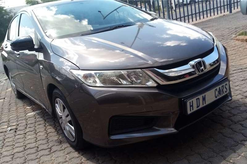 Used 2014 Honda Ballade 1.5 Executive