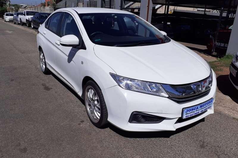 Honda Ballade 1.5 Executive 2015