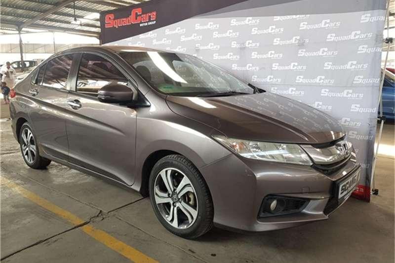 Honda Ballade 1.5 Executive 2016