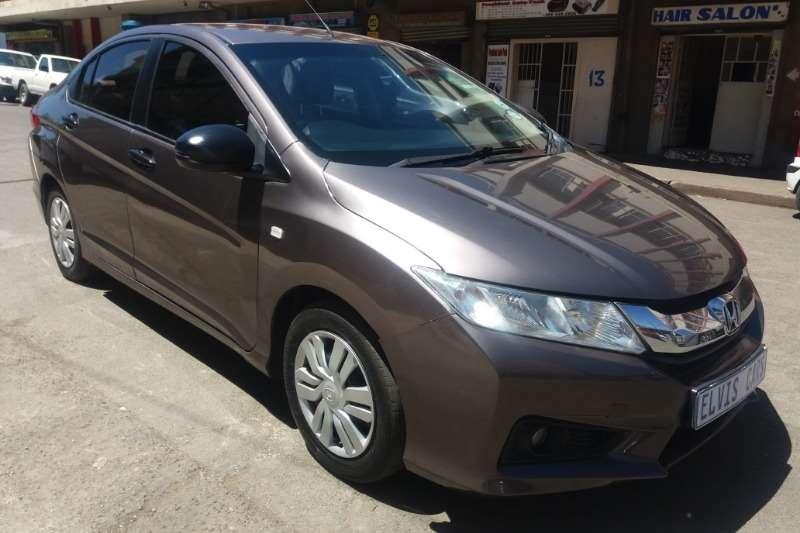 Honda Ballade 1.5 Executive auto 2015