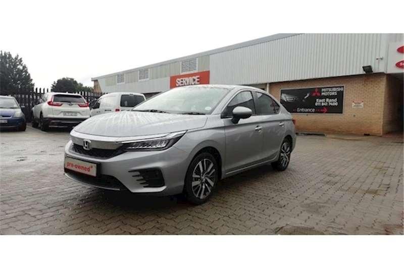 Honda Ballade 1.5 RS CVT 2020