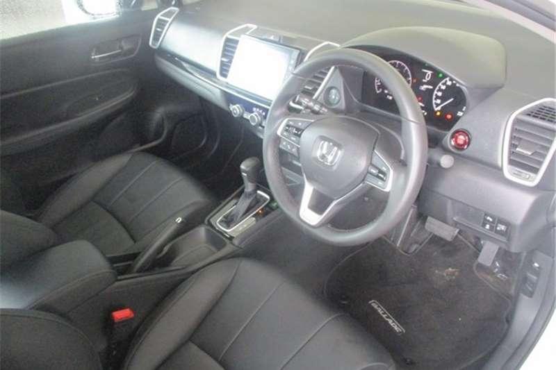 Demo 2021 Honda Ballade BALLADE 1.5 RS CVT