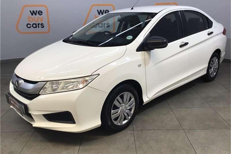 Honda Ballade 1.5 Trend 2015