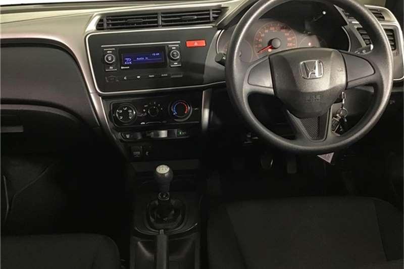Honda Ballade 1.5 Trend 2016