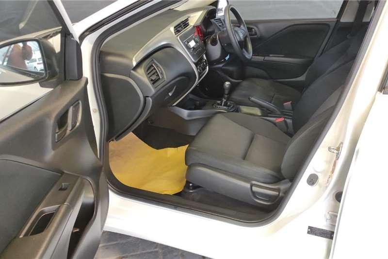 Used 2017 Honda Ballade