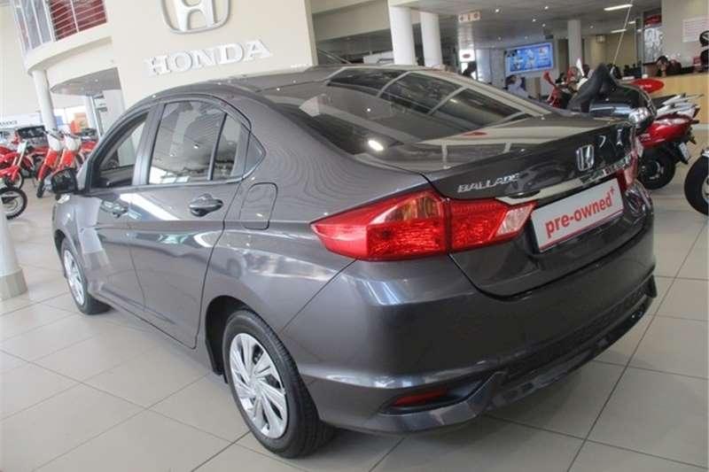 2020 Honda Ballade Ballade 1.5 Trend