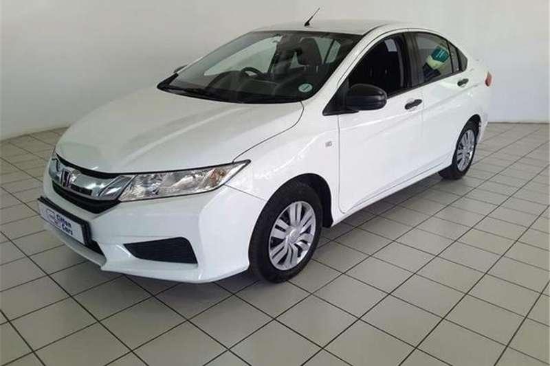 Honda Ballade 1.5 Trend auto 2014