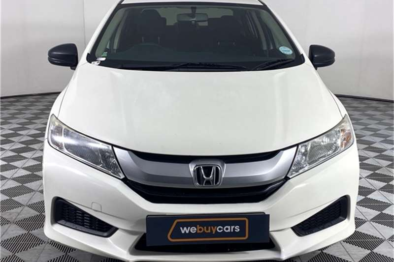 Used 2015 Honda Ballade 1.5 Trend auto