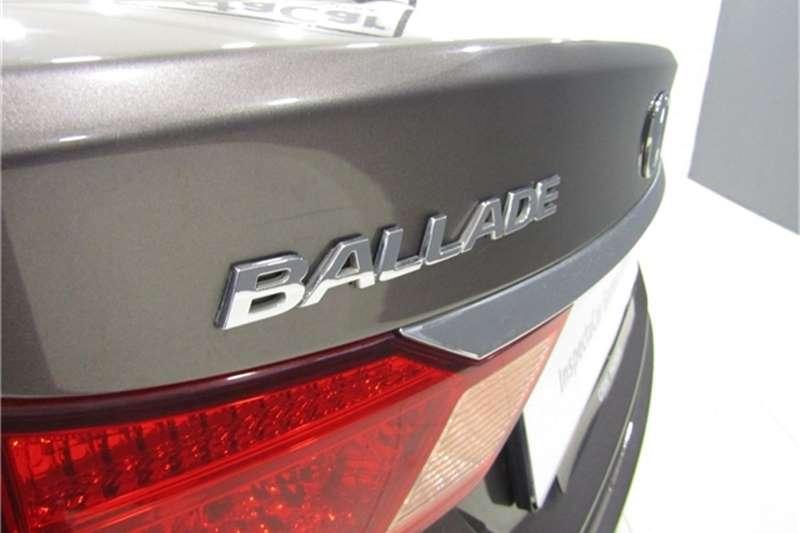 Honda Ballade 1.5 Trend auto 2016