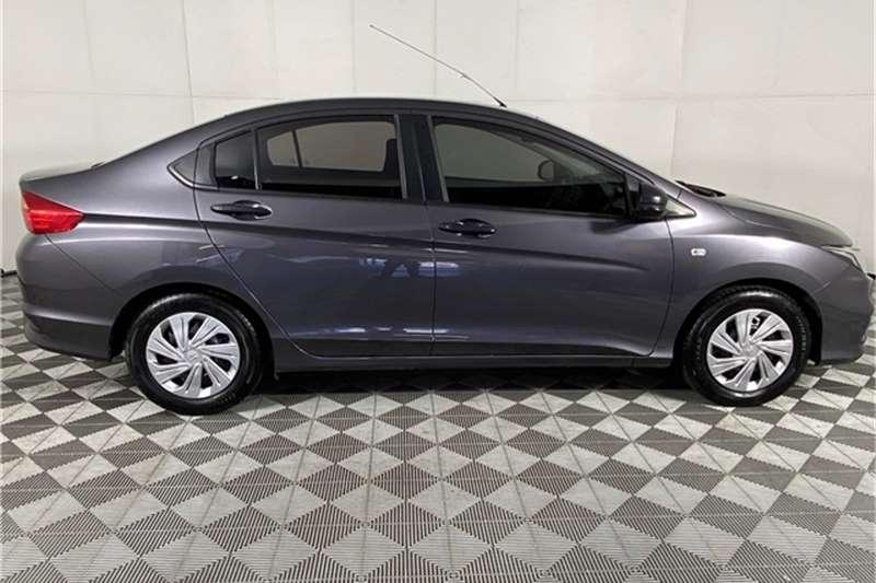 Used 2018 Honda Ballade 1.5 Trend auto