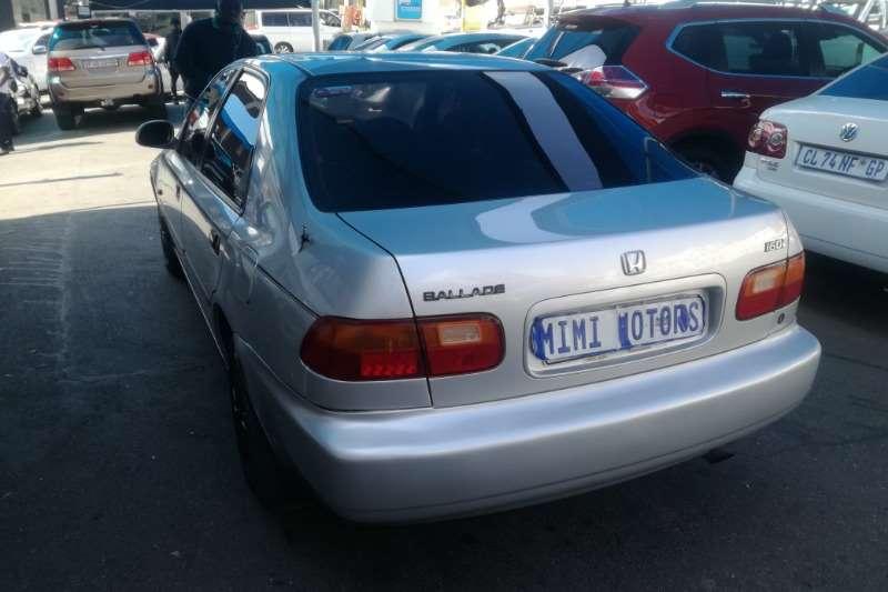 Honda Ballade 1.6 AUTO 1992