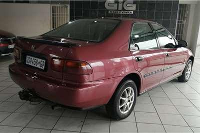 Honda Ballade 150 Encore 1995