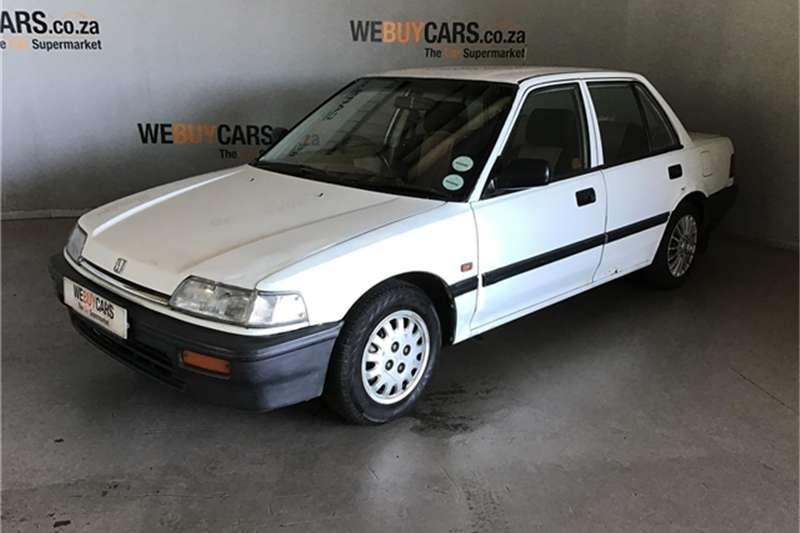 Honda Ballade 1990