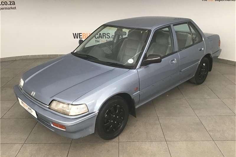 Honda Ballade 1991