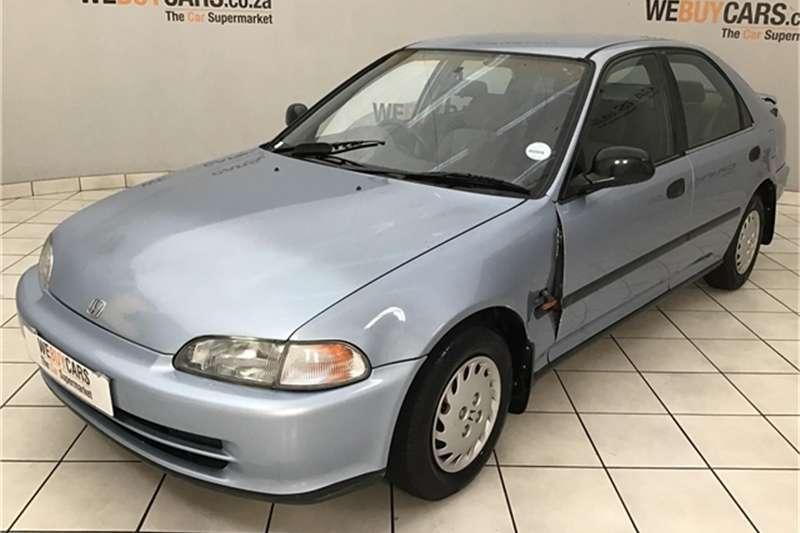 Honda Ballade 1992