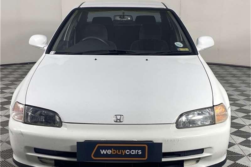Used 1992 Honda Ballade