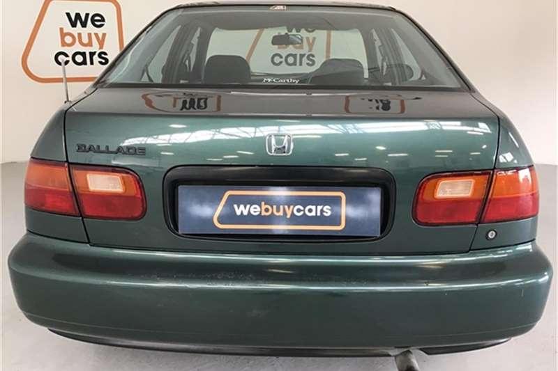 Honda Ballade 1995