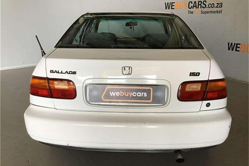 Honda Ballade 1996