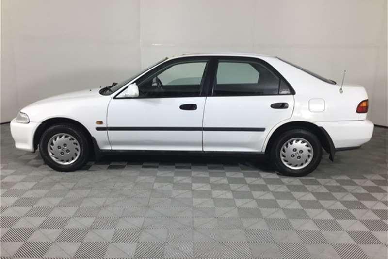 1996 Honda Ballade