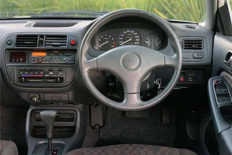 Used 1997 Honda Ballade