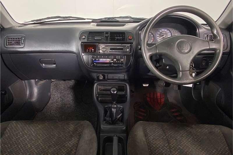 1998 Honda Ballade