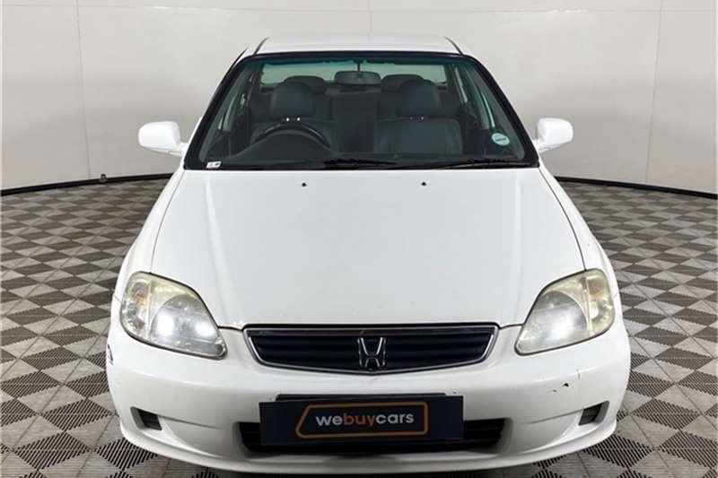 Used 1999 Honda Ballade