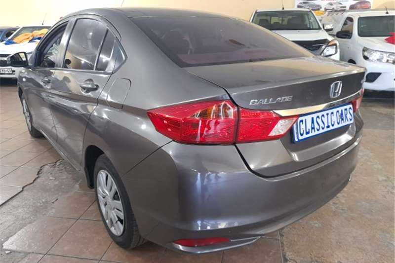 Used 2014 Honda Ballade
