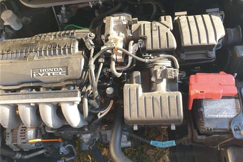Used 2012 Honda Ballade