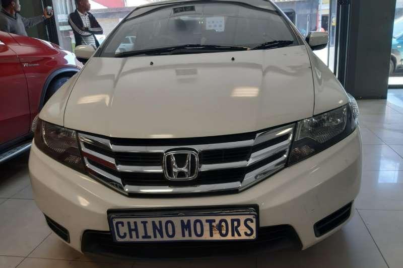 2013 Honda Ballade 1.5 Comfort auto