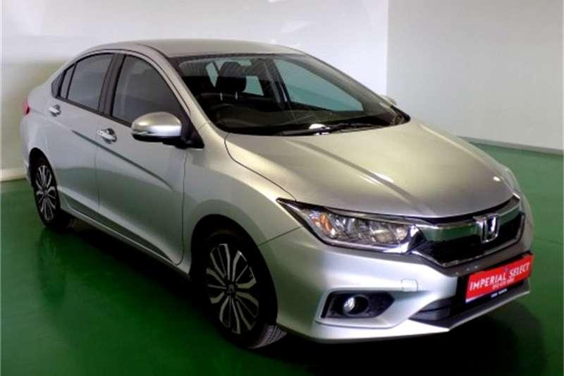 2019 Honda Ballade 1.5 Executive auto