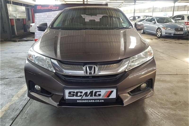 2016 Honda Ballade 1.5 Executive