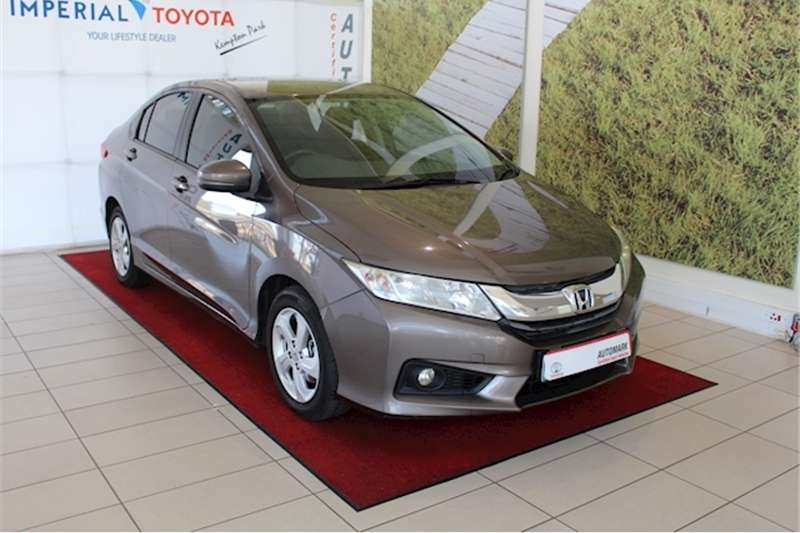 2015 Honda Ballade 1.5 Elegance auto