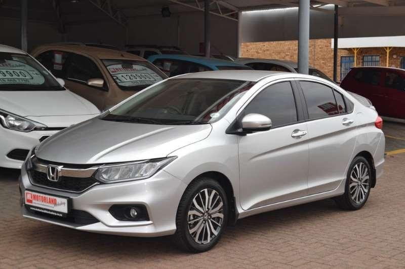 2018 Honda Ballade 1.5 Executive auto