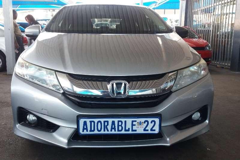 2015 Honda Ballade 1.5 Comfort auto