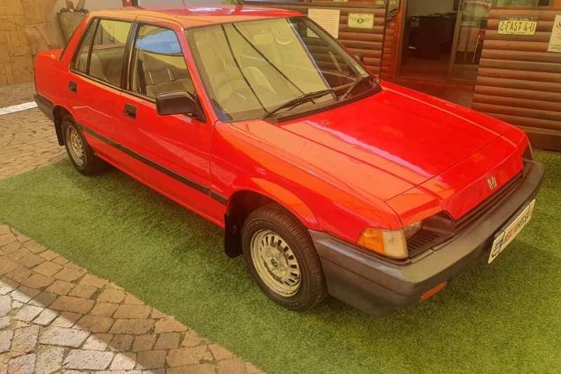 1985 Honda Ballade 1.5 Trend
