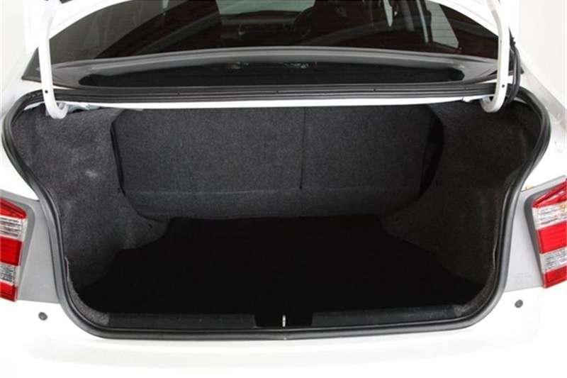2013 Honda Ballade 1.5 Elegance