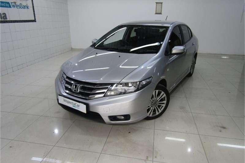 2013 Honda Ballade 1.5 Elegance automatic