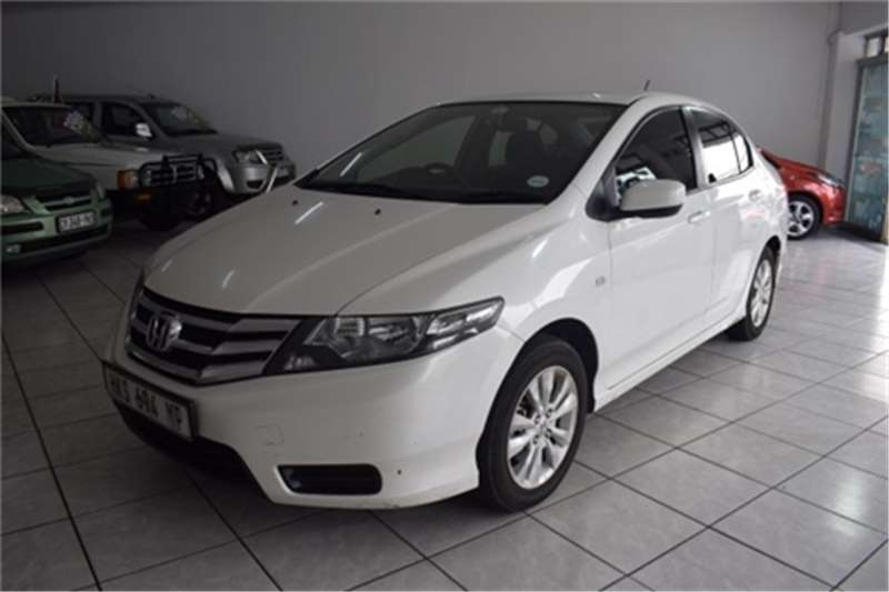 2013 Honda Ballade 1.5 Comfort