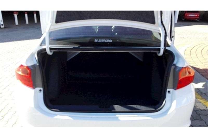2019 Honda Ballade 1.5 Elegance auto
