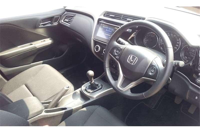 2019 Honda Ballade 1.5 Elegance