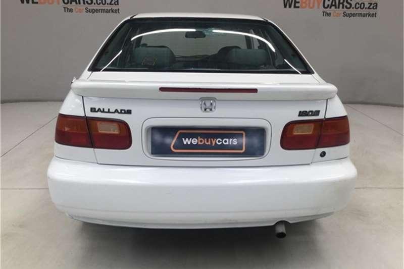 1995 Honda Ballade
