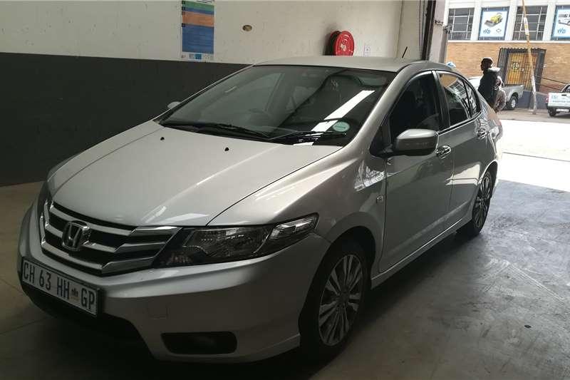 2013 Honda Ballade