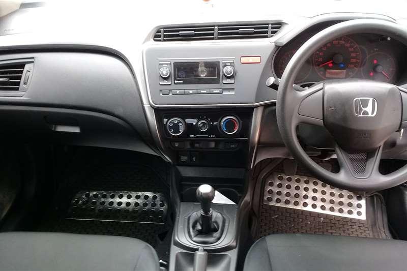2014 Honda Ballade