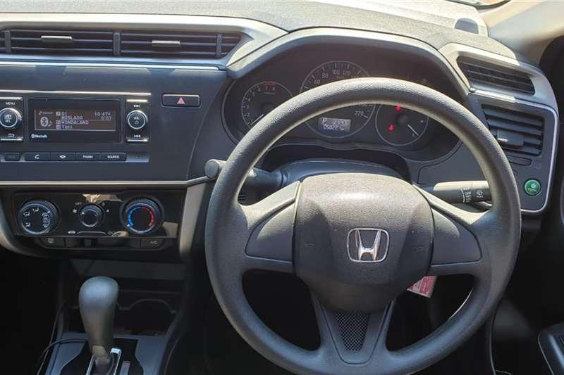 2019 Honda Ballade