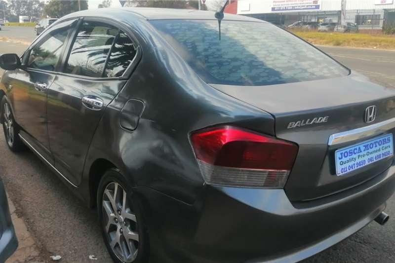 2012 Honda Ballade