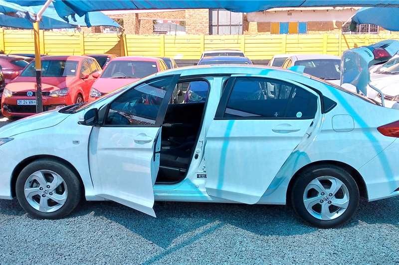 2016 Honda Ballade