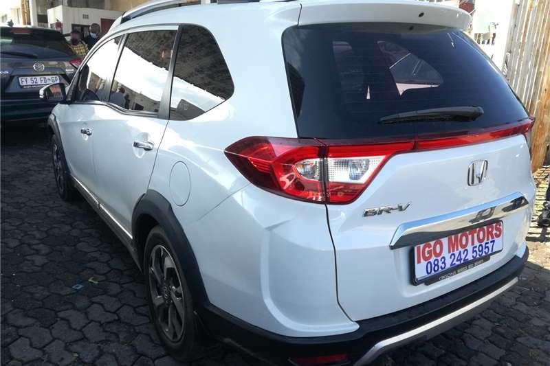 Used 2017 Honda BR-V