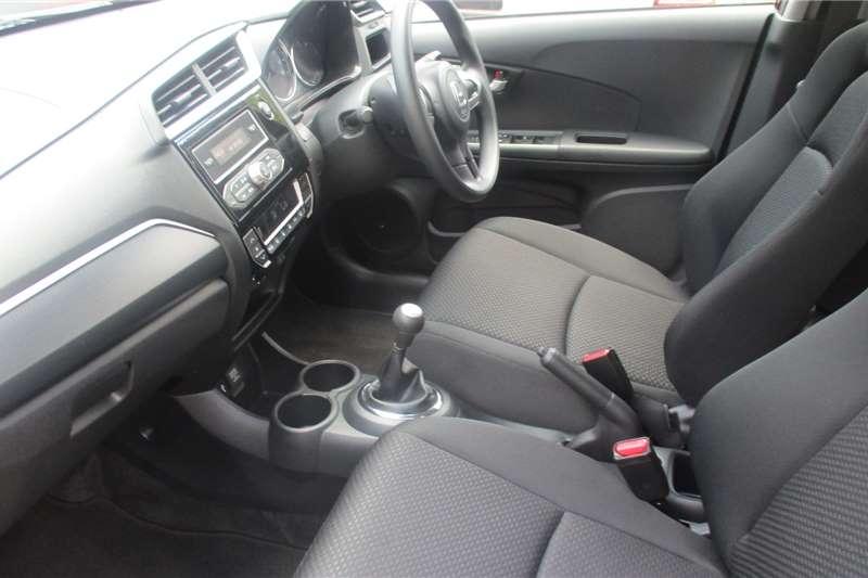 Honda BR-V 1.5 Comfort 7 SEATER 2020