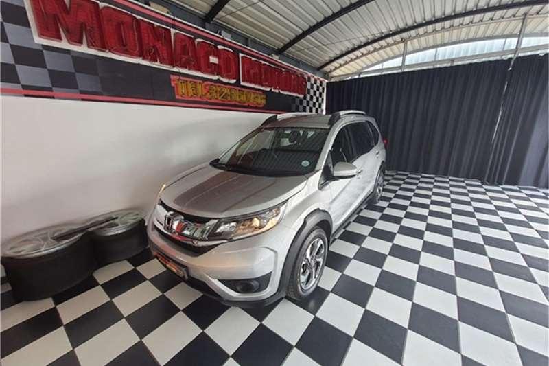 Used 2017 Honda BR-V 1.5 Comfort auto