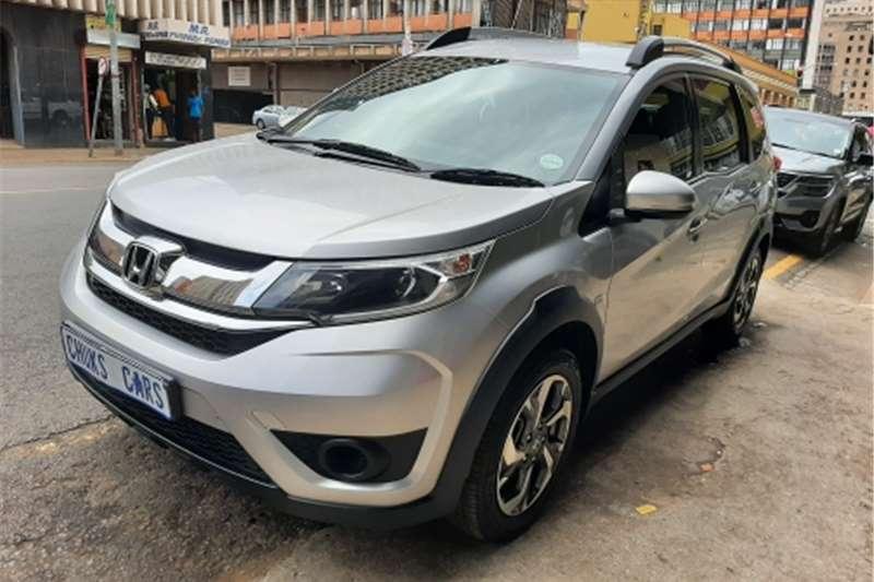 Honda BR-V 1.5 Comfort auto 2018